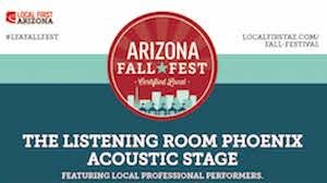 ARIZONA FALL FESTIVAL