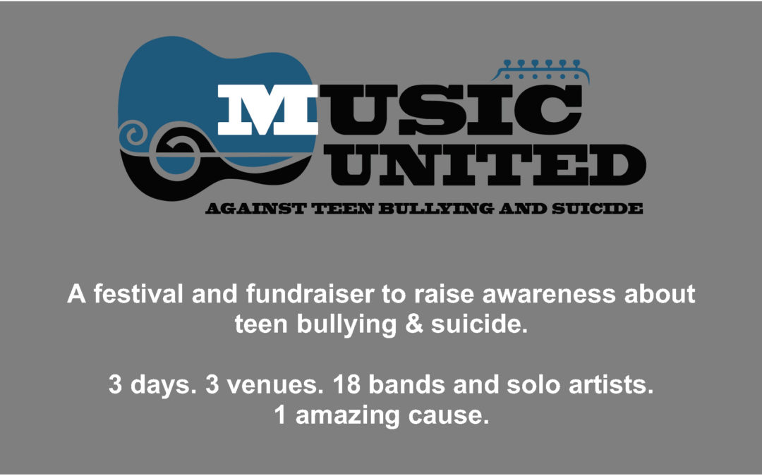 CONCERT AGAINST TEEN BULLYING & SUICIDE