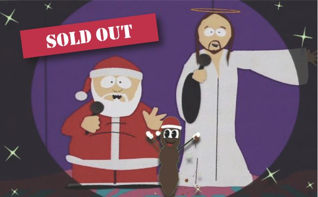THE MOST OFFENSIVE CHRISTMAS CONCERT EVER! (2ND ANNUAL)