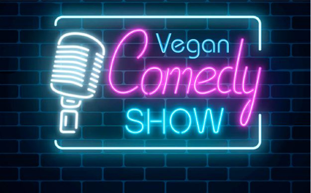VEGAN COMEDY JAM 2