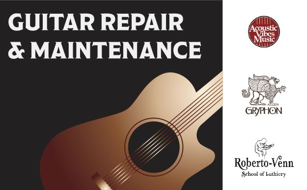 GUITAR REPAIR & MAINTENANCE